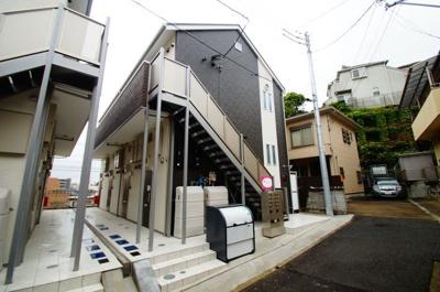 「井土ヶ谷駅徒歩4分です」
