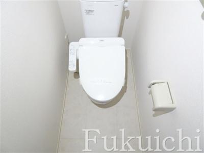 【トイレ】パークサイド柿の木坂