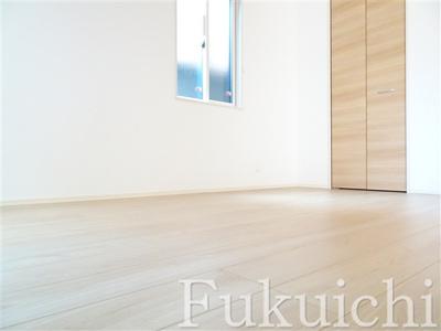 【寝室】パークサイド柿の木坂