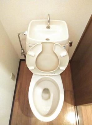 【トイレ】フラット中落合