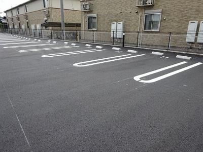 【駐車場】グラン フィオーレA