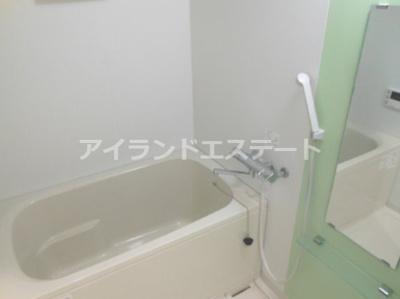 【浴室】ハピネス池尻 礼金0 2人入居可 浴室乾燥機 オートロック