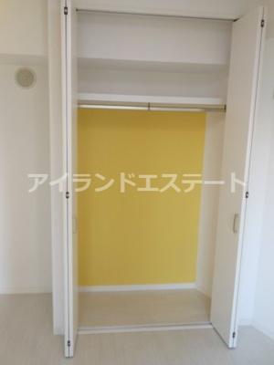 【収納】ハピネス池尻 礼金0 2人入居可 浴室乾燥機 オートロック