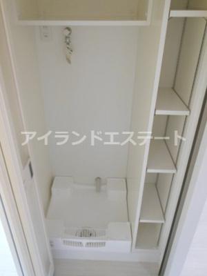 【設備】ハピネス池尻 礼金0 2人入居可 浴室乾燥機 オートロック