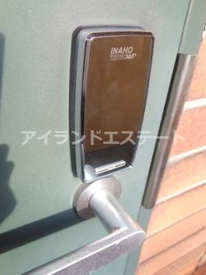 【セキュリティ】ハピネス池尻 礼金0 2人入居可 浴室乾燥機 オートロック
