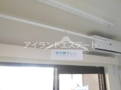 【内装】ハピネス池尻 礼金0 2人入居可 浴室乾燥機 オートロック