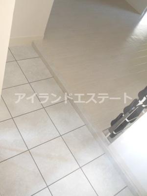 【玄関】ハピネス池尻 礼金0 2人入居可 浴室乾燥機 オートロック