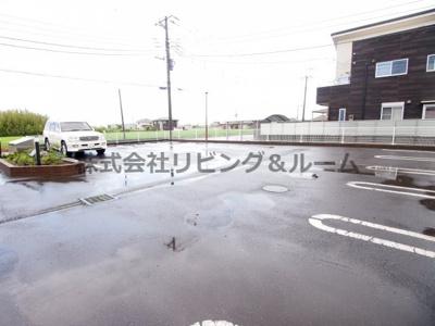 【駐車場】ヴィラ サンライズ ドリームⅢ