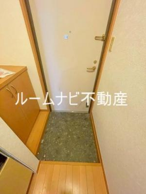 【玄関】ベルーテ