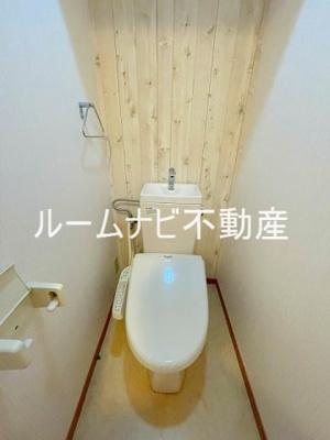 【トイレ】ベルーテ