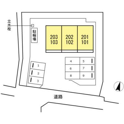 【区画図】ダコタ・ハウス