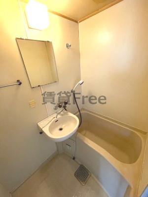 【浴室】第2タナックマンション 仲介手数料無料