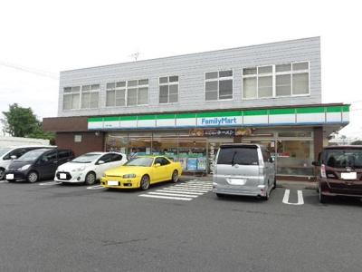 ファミリーマート土浦小松店まで528m