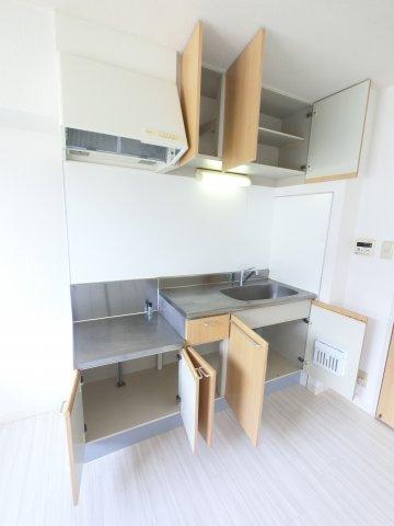 【キッチン】ラフォーレ 1番館