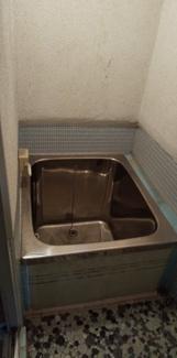【浴室】57445 岐阜市上川手中古戸建て
