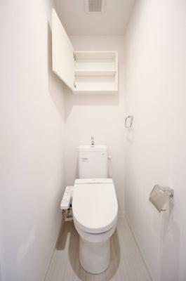 【トイレ】ヴェリテ鷺ノ宮