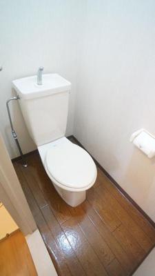 【トイレ】タウンコーポ81