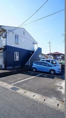 【駐車場】タウンコーポ81
