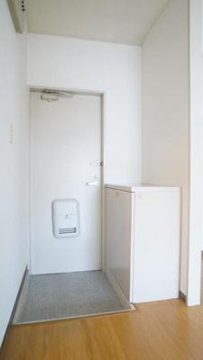 【玄関】タウンコーポ81