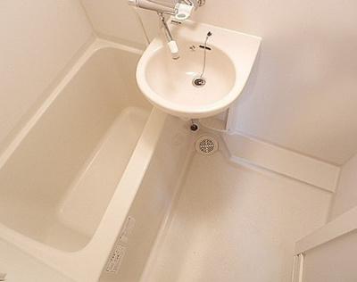 【浴室】クレイシア錦糸町