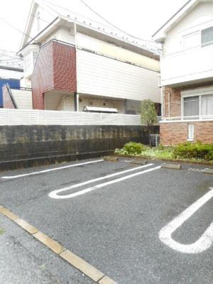 【駐車場】ソシアンヴュー