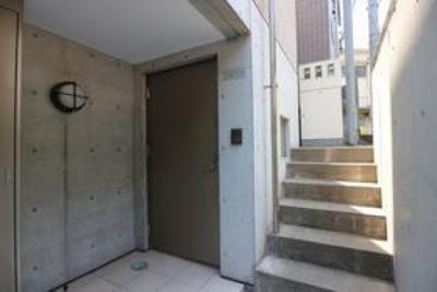 【玄関】サンハウス