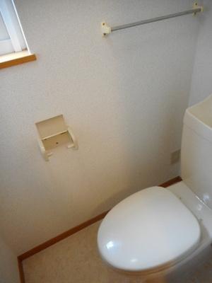 【トイレ】エーデルⅢ