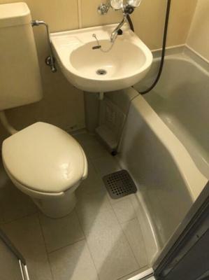 【浴室】ポルシェ蒲田本町