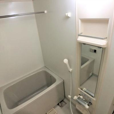 【浴室】マックヴィラージュ平安