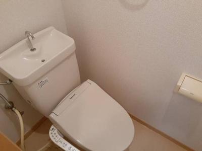 【トイレ】エスポワール御立A