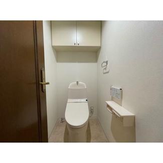 【トイレ】アーバンコート市ヶ谷