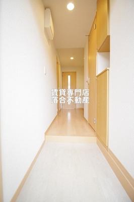 【玄関】アロッジオ淵野辺Ⅱ