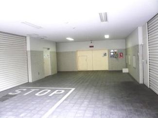 エレベータ式立体駐車場