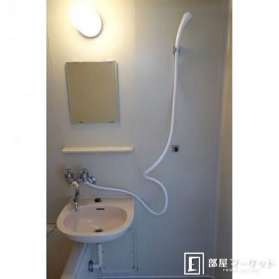 【浴室】パクスフォーレ上地