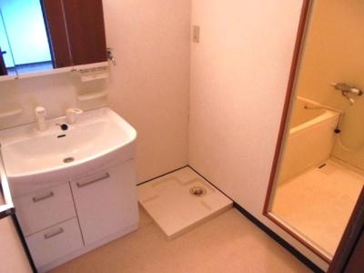 室内洗濯機置き場★
