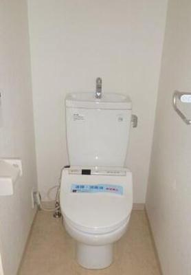 【トイレ】ディモーラ都立大学