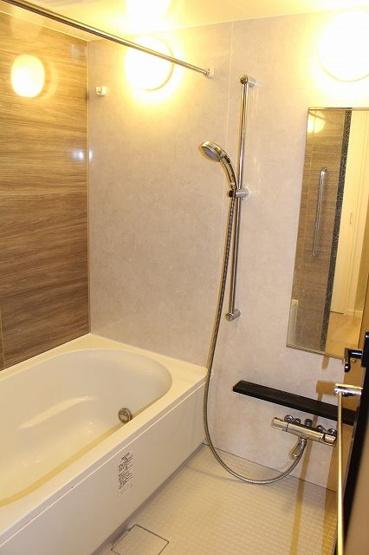 【浴室】グランフォーレ南福岡レジデンス