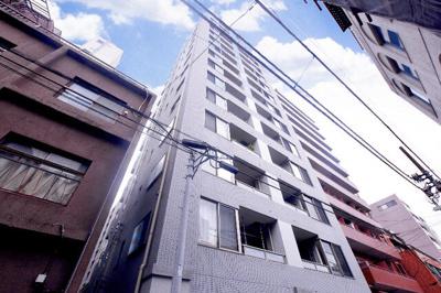 【外観】藤和シティホームズ蔵前駅前クレーデルコート