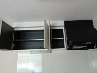 キッチン上収納スペース