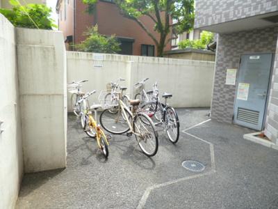 【駐車場】スカイコート早稲田第3