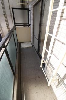 【バルコニー】ロイヤル六甲駅前