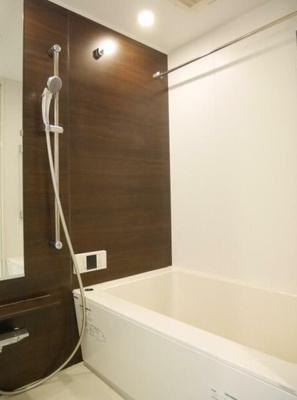 【浴室】ライオンズアイル渋谷松濤