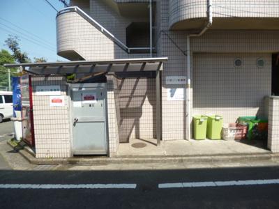 【エントランス】スカイコート八王子