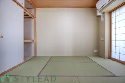 【和室】パレステージ山手石川町 ~泉の丘~