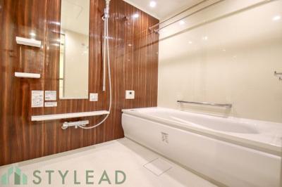 【浴室】パレステージ山手石川町 ~泉の丘~