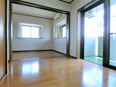 【寝室】武蔵ヶ丘