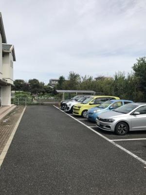 【駐車場】クワトロ・クォーレ