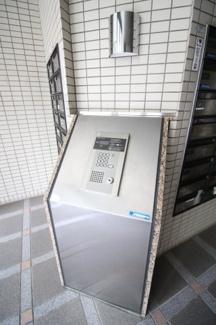 【セキュリティ】ロイヤル六甲駅前