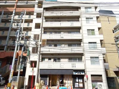 【外観】ロワールマンション大橋