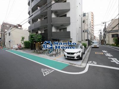 【外観】クレアシオン浅草Ⅱ